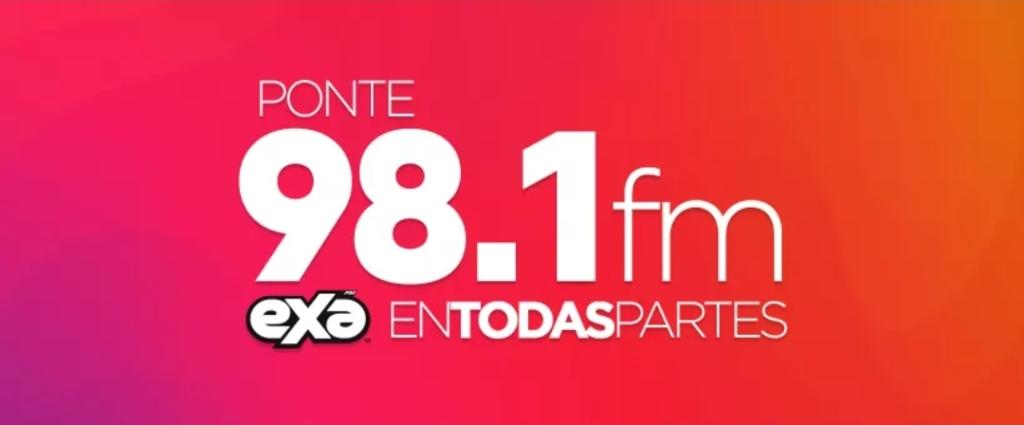 Exa FM 98.1 Guasave