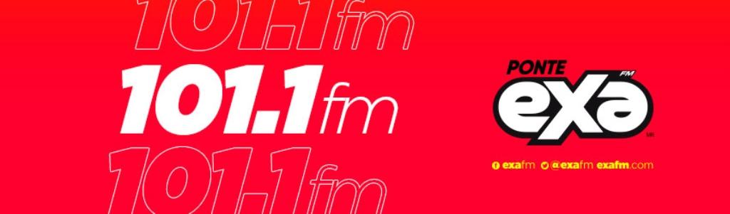 Exa FM 101.1 Guadalajara
