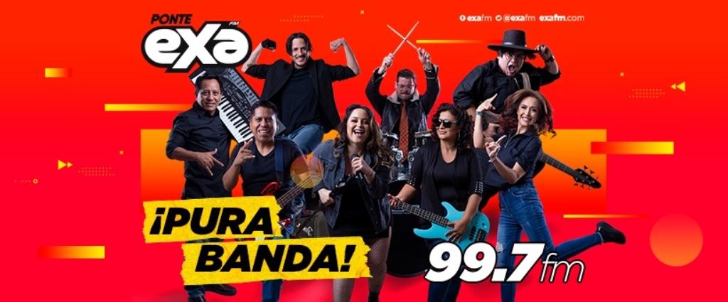Exa FM 99.7 Ciudad del Carmen