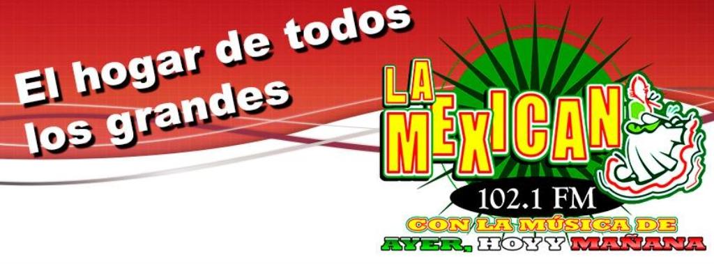 La Mexicana 102.1 FM Uruapan