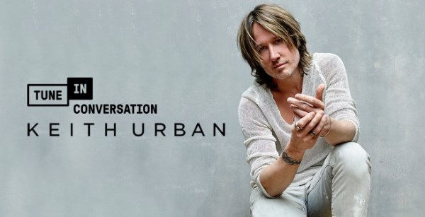 TuneIn Conversation Keith Urban