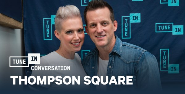 TuneIn Conversation Thompson Square