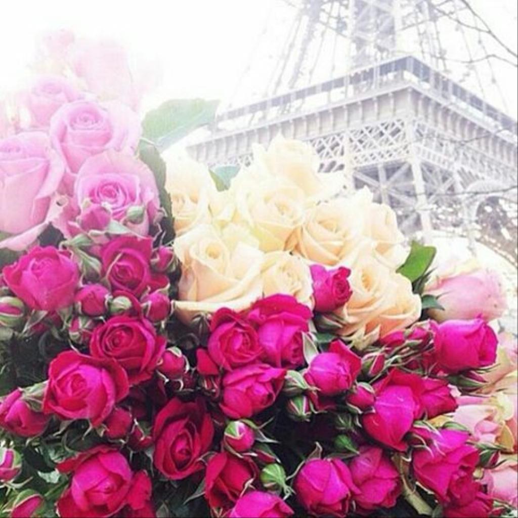 Днем, с днем рождения фото париж