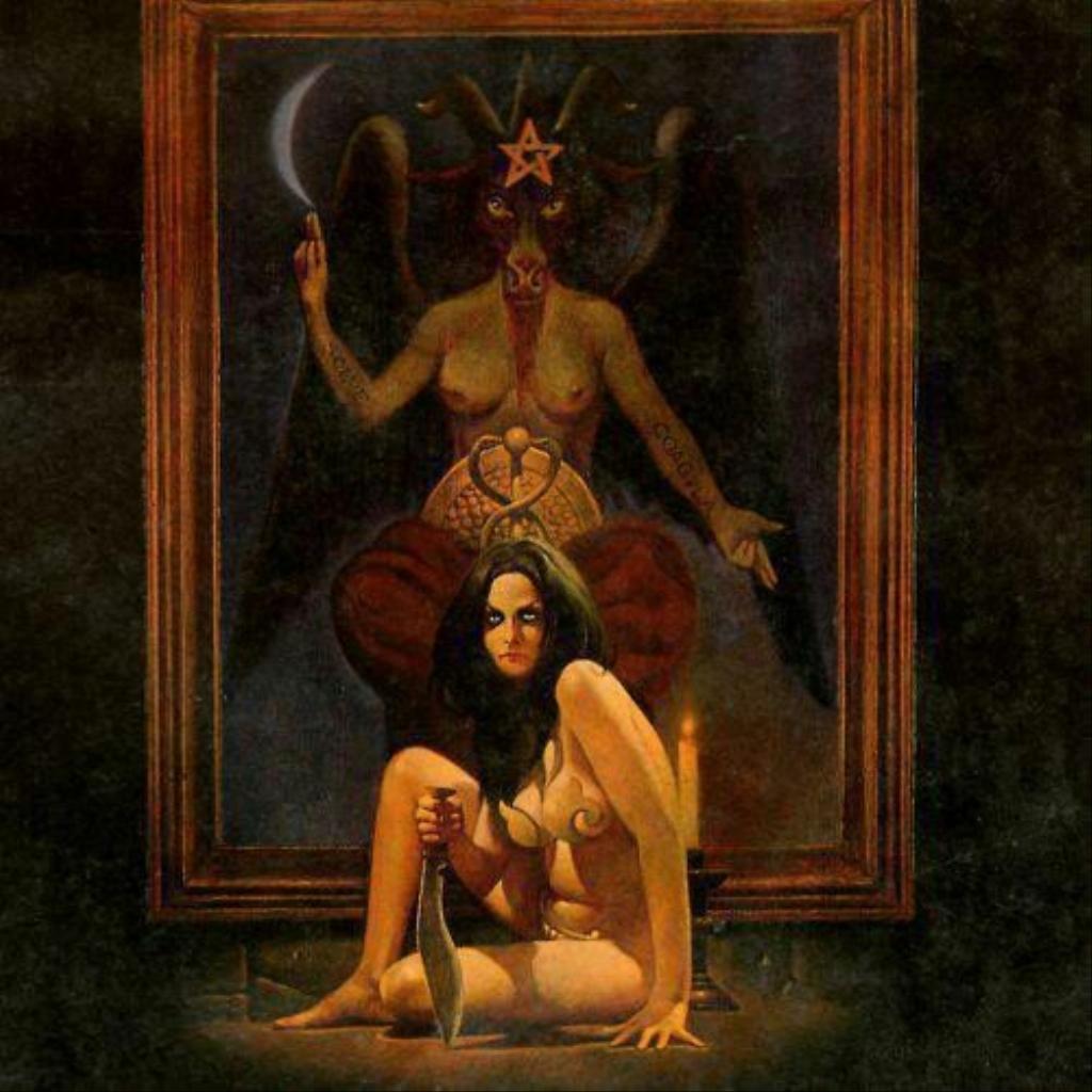 Сборник сатанинских культ оргий #6